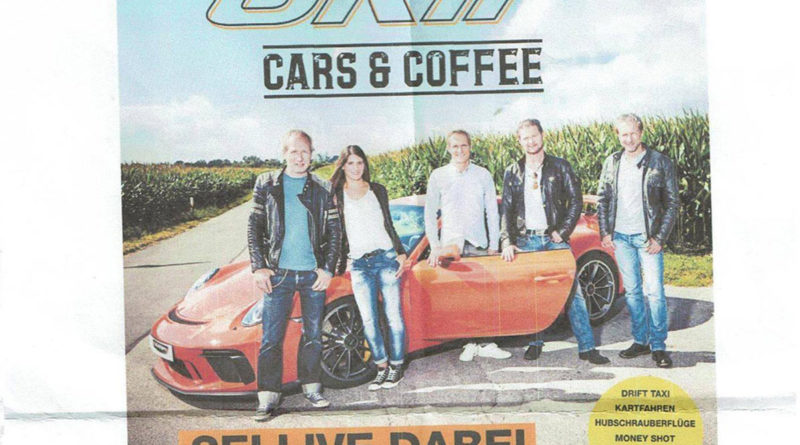 Grip – Cars And Coffee Bispingen